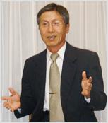 大連三洋冷蔵 元副総経理 斎藤 篤氏