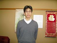 関口知宏さん 23歳 早稲田大学卒