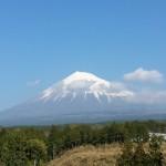 今週の富士山