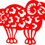 中国の羊年祝福语