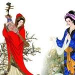 中国古代の四大美女