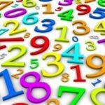 声調を練習するなら、数字から!