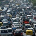 中国語:交通渋滞